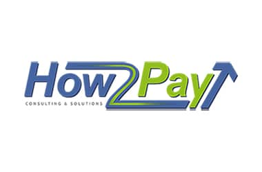 How2Pay Logo | Partenaire d'integration de billwerk